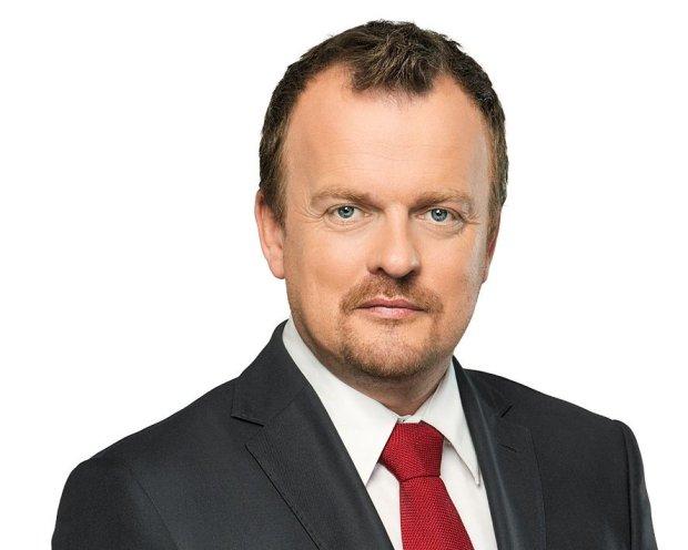 Arkadiusz Chęciński portret