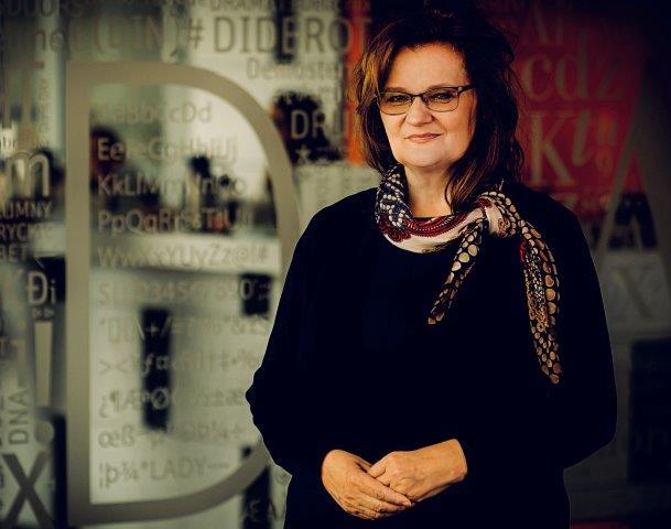Danuta Kamińska – Wiceprzewodnicząca Zarządu